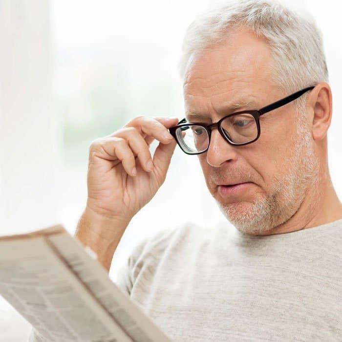 gafas especiales para degeneración macular