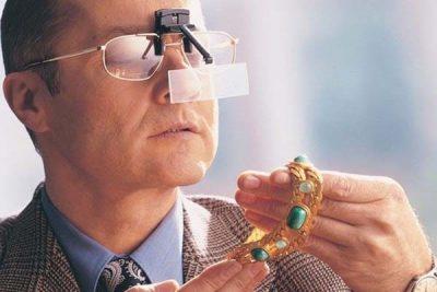 lupa clip on para baja vision