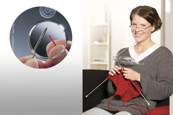 lupa de costura y manualidades
