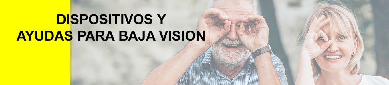 dispositivos y ayudas para baja vision