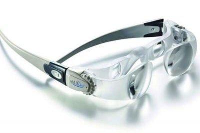gafa lupa eschenbach para baja vision