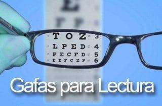 gafa para leer o baja vision