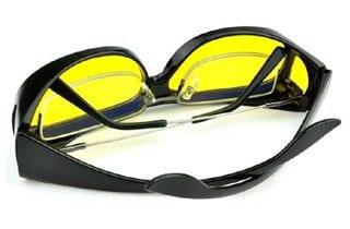 gafas dentro de otras gafas