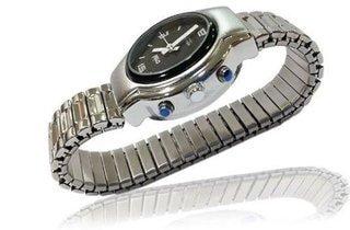 reloj con pulsera extensible