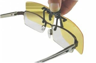 Gafas Clip On Polarizadas para enganchar a la gafa