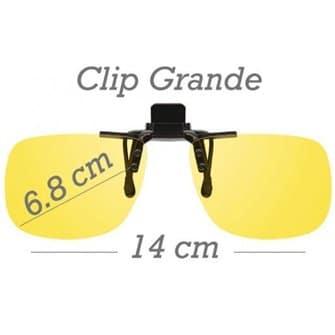 clip grande con medidas