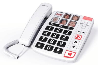 telefono fijo swissvoice xtra 1110